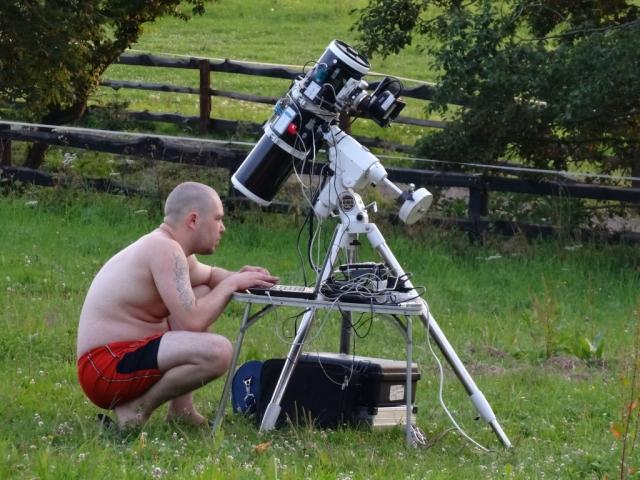 Jaki aparat jest dobry do astrofotografi szkoła astrofotografii