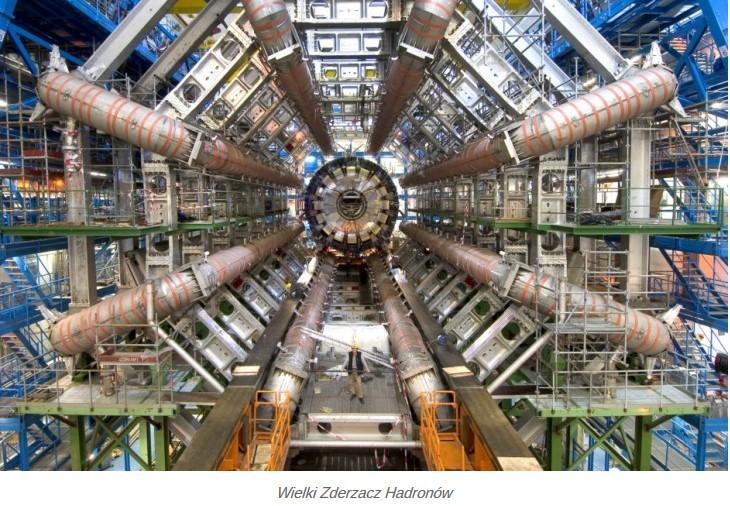 W przeciągu kilku najbliższych dni naukowcy z CERN planują nawiązać kontakt z równoległym wszechświatem.jpg
