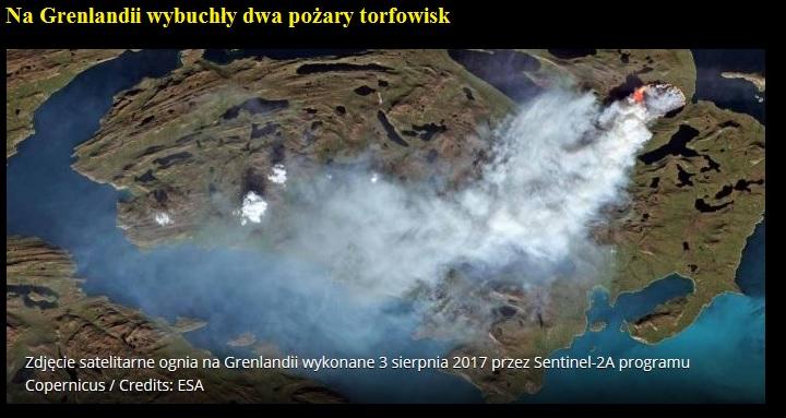 Na Grenlandii wybuchły dwa pożary torfowisk.jpg