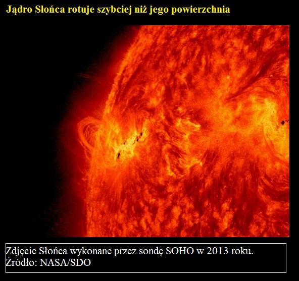 Jądro Słońca rotuje szybciej niż jego powierzchnia.jpg