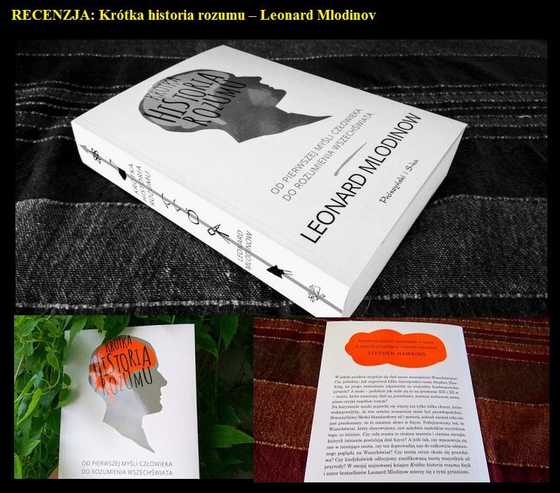 RECENZJA Krótka historia rozumu  Leonard Mlodinov.jpg