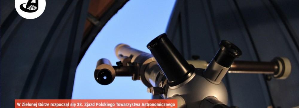 W Zielonej Górze rozpoczął się 38. Zjazd Polskiego Towarzystwa Astronomicznego.jpg