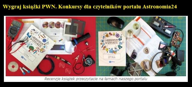 Wygraj książki PWN. Konkursy dla czytelników portalu Astronomia24.jpg