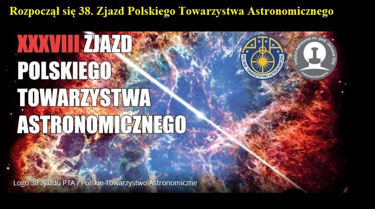 Rozpoczął się 38. Zjazd Polskiego Towarzystwa Astronomicznego.jpg