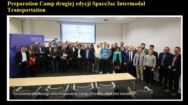 Preparation Camp drugiej edycji Space3ac Intermodal Transportation.jpg