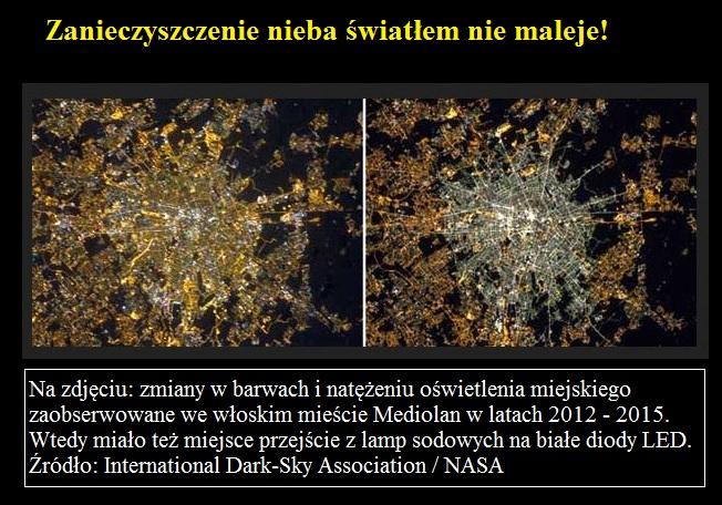 Zanieczyszczenie nieba światłem nie maleje!.jpg