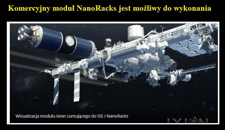 Komercyjny moduł NanoRacks jest możliwy do wykonania.jpg