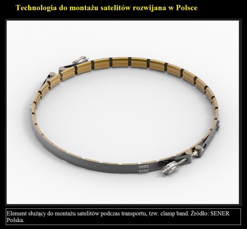 Technologia do montażu satelitów rozwijana w Polsce.jpg