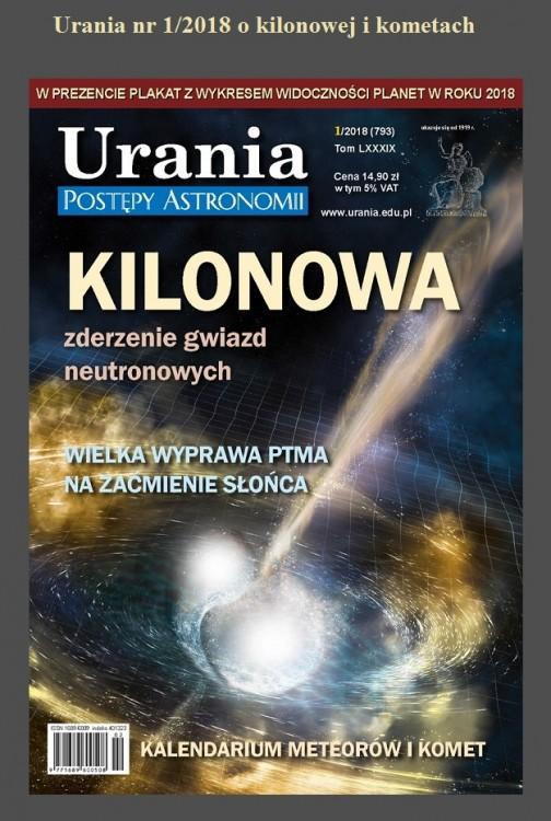 Urania nr 1.2018 o kilonowej i kometach.jpg