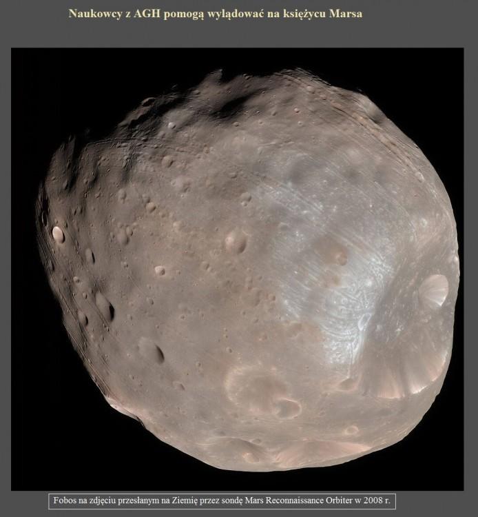 Naukowcy z AGH pomogą wylądować na księżycu Marsa.jpg