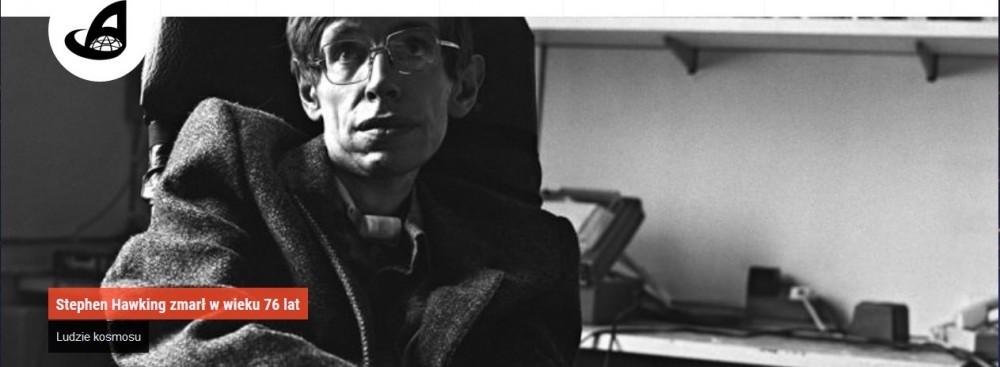 Stephen Hawking zmarł w wieku 76 lat.jpg