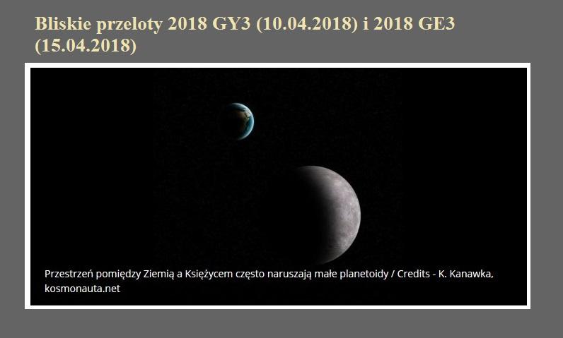 Bliskie przeloty 2018 GY3 (10.04.2018) i 2018 GE3 (15.04.2018).jpg