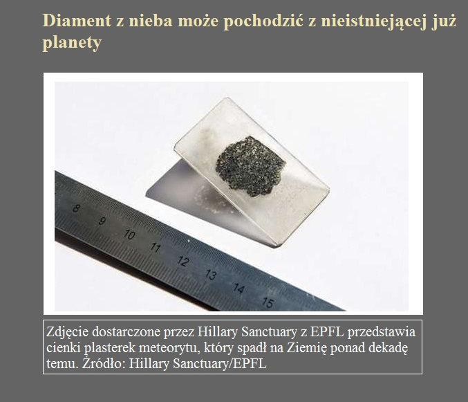 Diament z nieba może pochodzić z nieistniejącej już planety.jpg