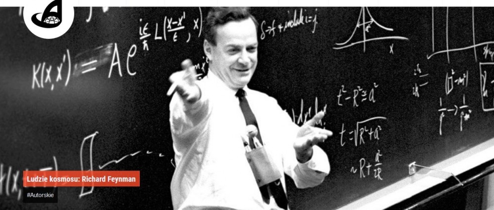 Ludzie kosmosu Richard Feynman.jpg