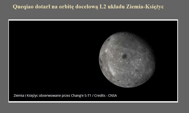 Queqiao dotarł na orbitę docelową L2 układu Ziemia-Księżyc.jpg