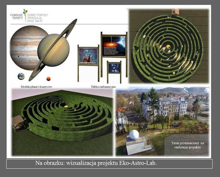 Już niebawem otwarcie Eko-Astro-Labiryntu w Wałbrzychu2.jpg