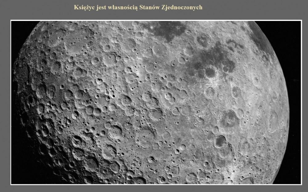 Księżyc jest własnością Stanów Zjednoczonych.jpg