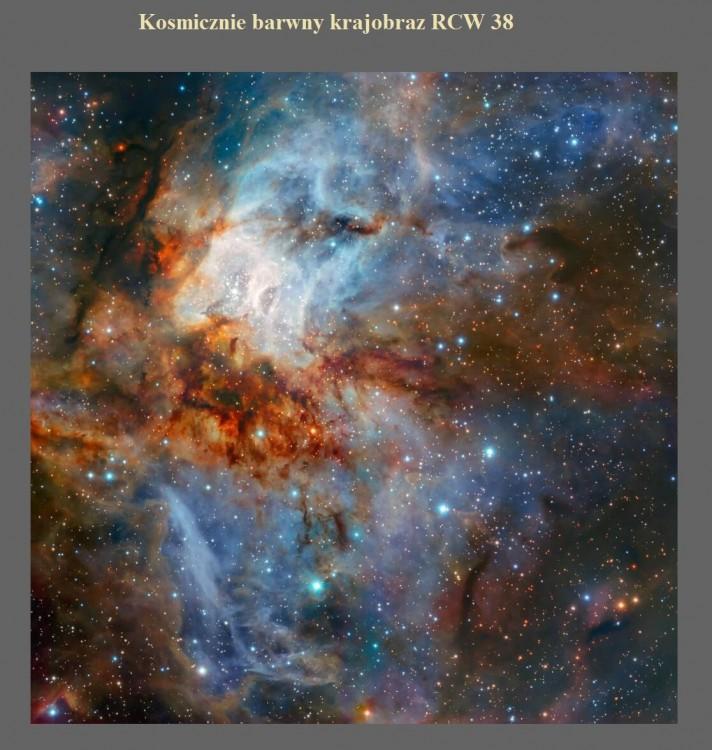 Kosmicznie barwny krajobraz RCW 38.jpg