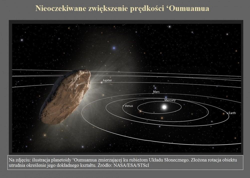 Nieoczekiwane zwiększenie prędkości Oumuamua.jpg