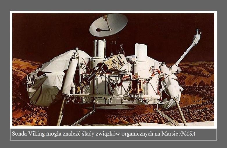 Sonda Viking mogła zniszczyć ślady życia na Marsie 2.jpg