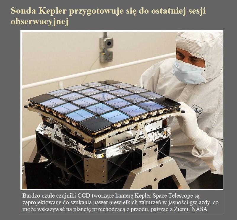 Sonda Kepler przygotowuje się do ostatniej sesji obserwacyjnej2.jpg