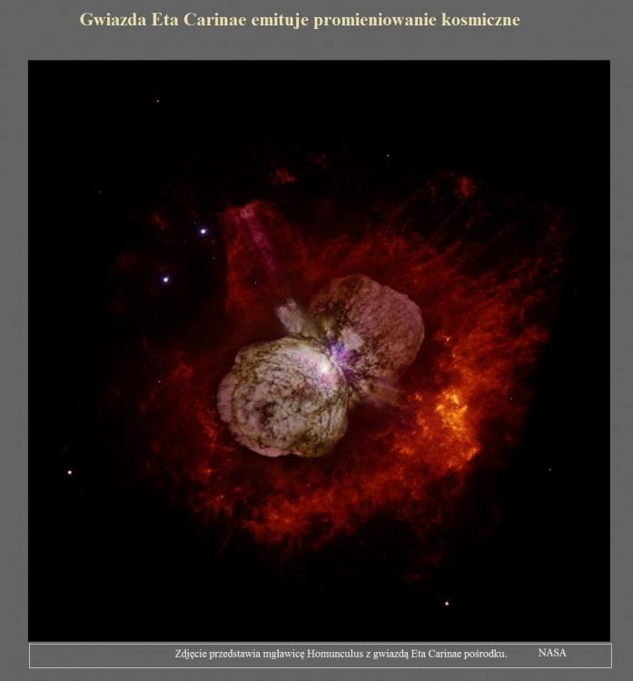 Gwiazda Eta Carinae emituje promieniowanie kosmiczne.jpg