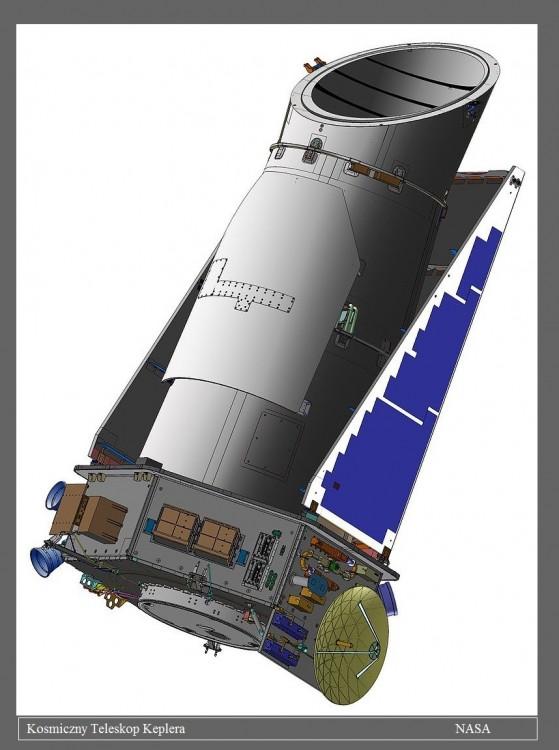 Sonda Kepler przygotowuje się do ostatniej sesji obserwacyjnej3.jpg