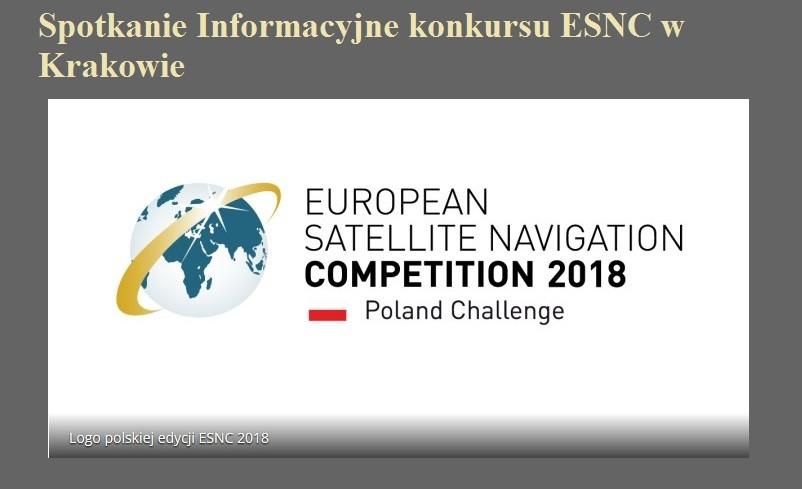 Spotkanie Informacyjne konkursu ESNC w Krakowie.jpg