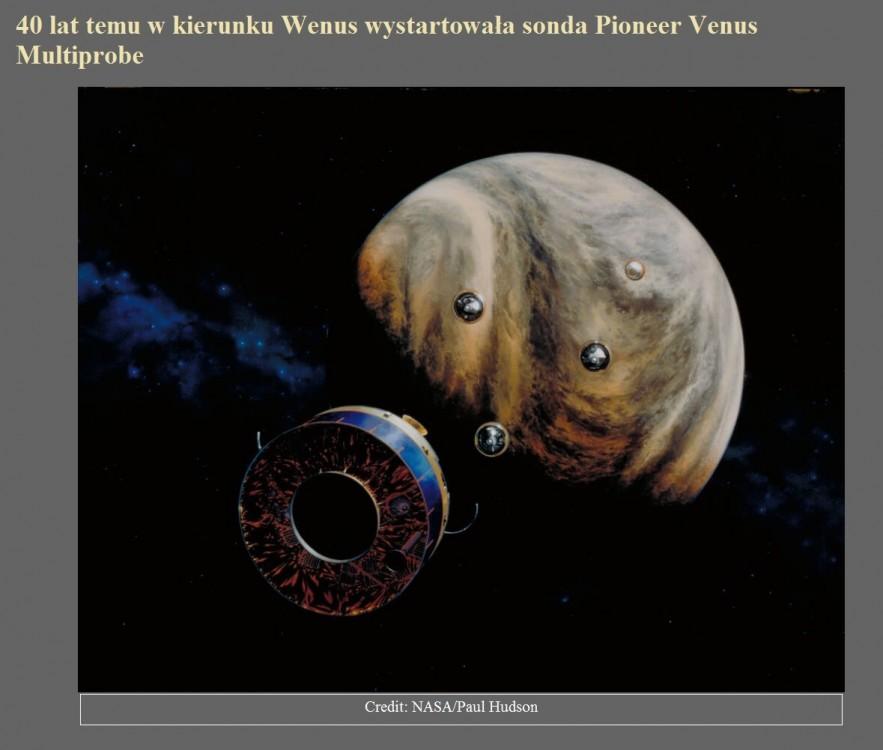 40 lat temu w kierunku Wenus wystartowała sonda Pioneer Venus Multiprobe.jpg