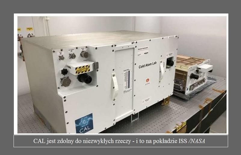 Na ISS uzyskano ekstremalnie niską temperaturę 2.jpg