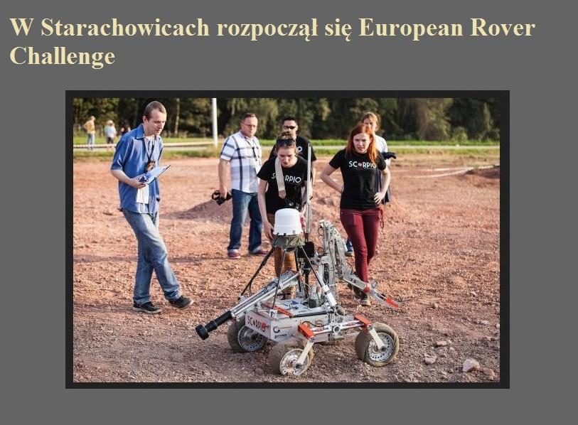 W Starachowicach rozpoczął się European Rover Challenge.jpg