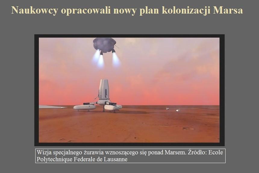 Naukowcy opracowali nowy plan kolonizacji Marsa.jpg