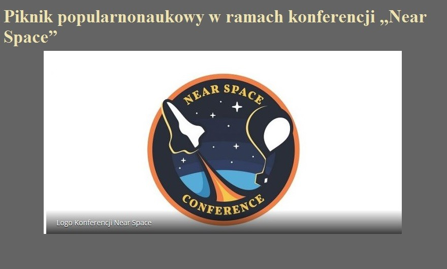Piknik popularnonaukowy w ramach konferencji Near Space.jpg