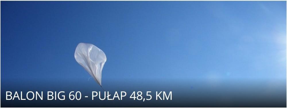 Balon Big 60 - pułap 48,5 km .jpg
