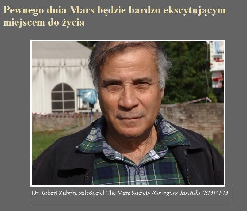 Pewnego dnia Mars będzie bardzo ekscytującym miejscem do życia.jpg