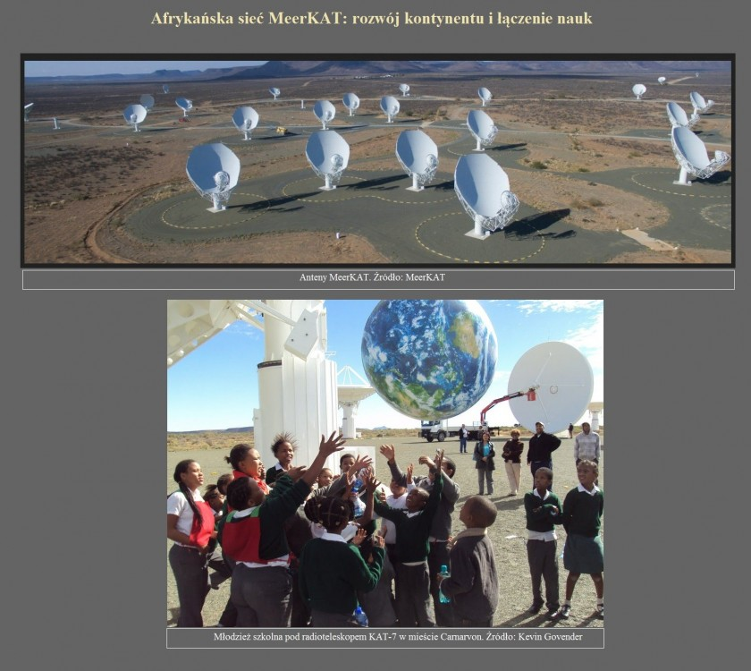 Afrykańska sieć MeerKAT rozwój kontynentu i łączenie nauk.jpg