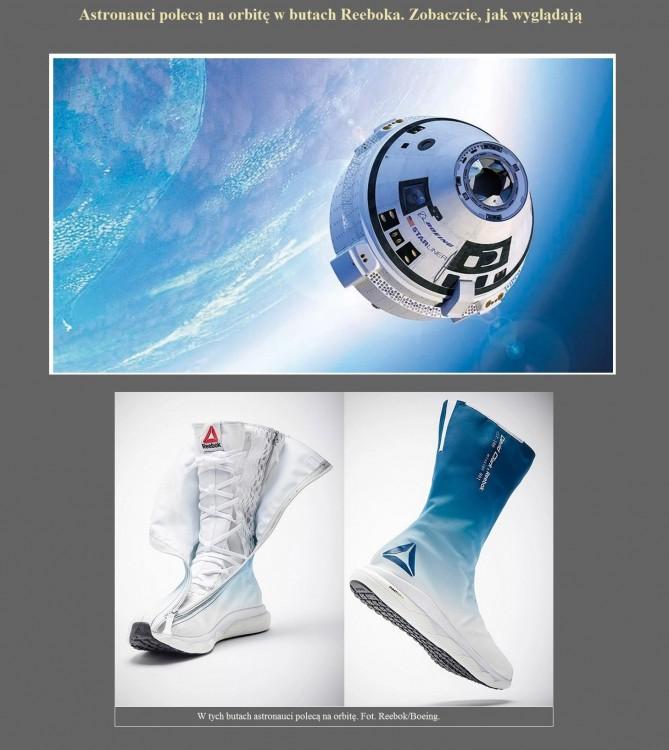 Astronauci polecą na orbitę w butach Reeboka. Zobaczcie, jak wyglądają.jpg