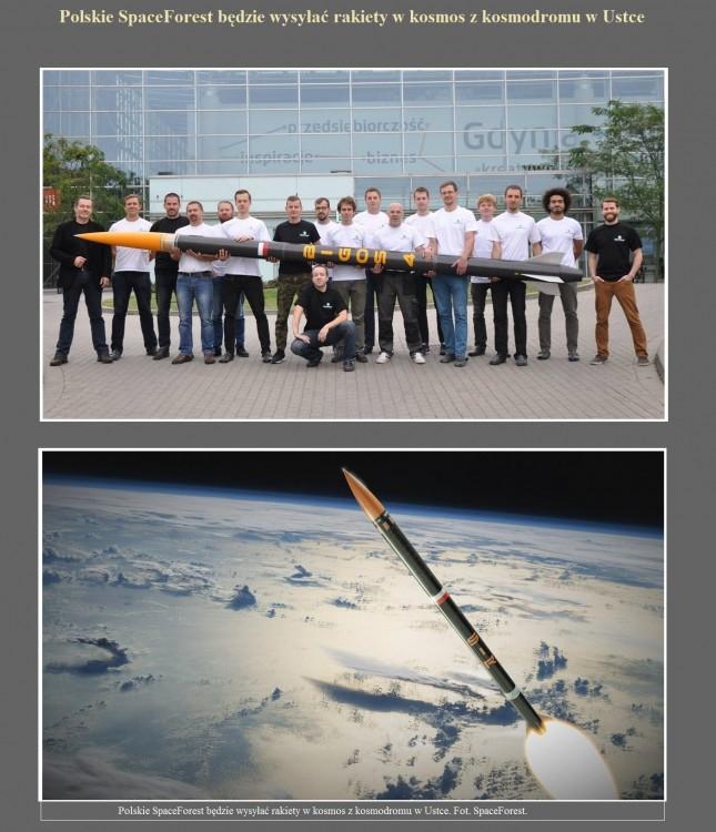 Polskie SpaceForest będzie wysyłać rakiety w kosmos z kosmodromu w Ustce.jpg
