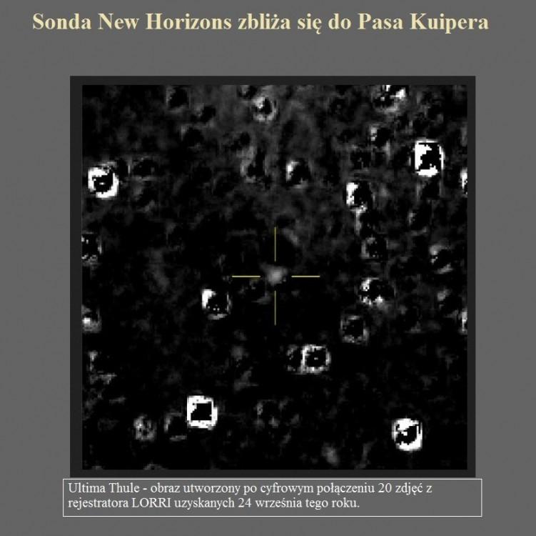 Sonda New Horizons zbliża się do Pasa Kuipera.jpg