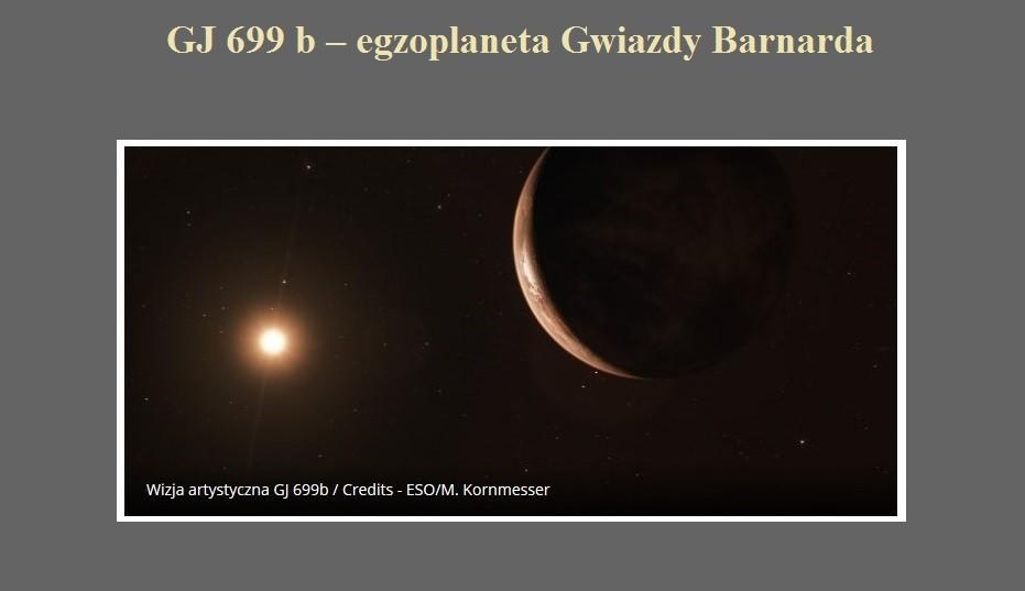 GJ 699 b – egzoplaneta Gwiazdy Barnarda.jpg