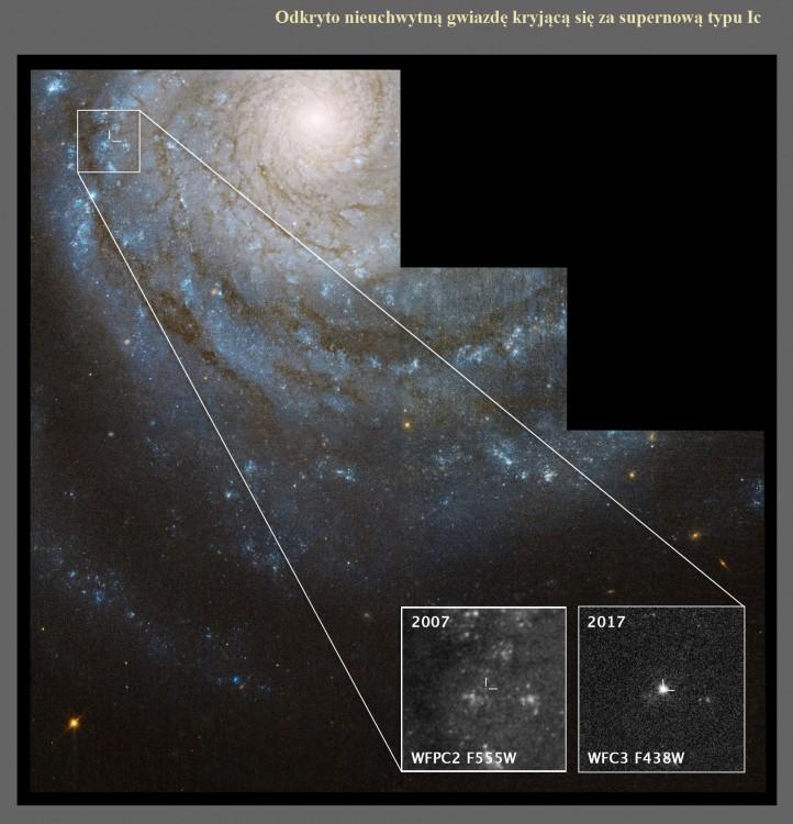 Odkryto nieuchwytną gwiazdę kryjącą się za supernową typu Ic.jpg