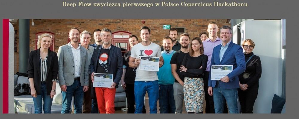 Deep Flow zwycięzcą pierwszego w Polsce Copernicus Hackathonu.jpg