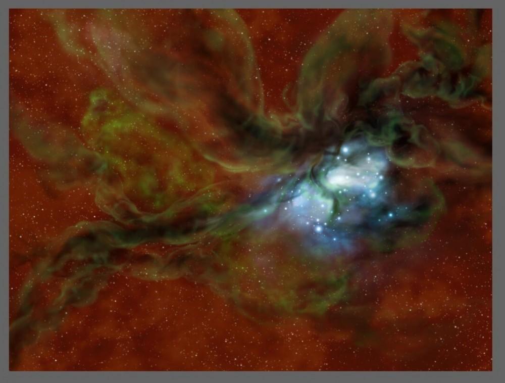 SOFIA odkrywa tajemnice powstawania gromad gwiazd2.jpg
