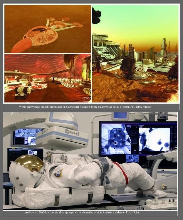 Arabowie i NASA wspólnie zbudują szpitale na orbicie i miasta na Marsie2.jpg
