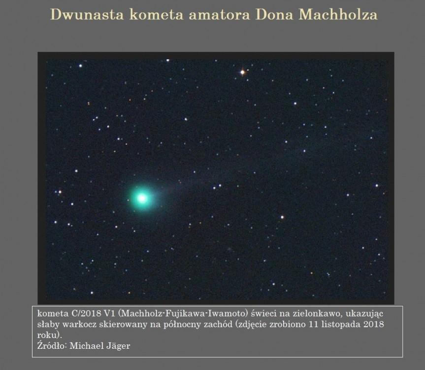 Dwunasta kometa amatora Dona Machholza.jpg