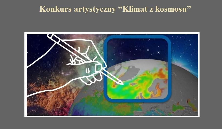 Konkurs artystyczny Klimat z kosmosu.jpg