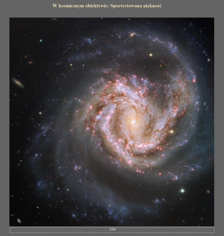 W kosmicznym obiektywie Sportretowana piękność.jpg
