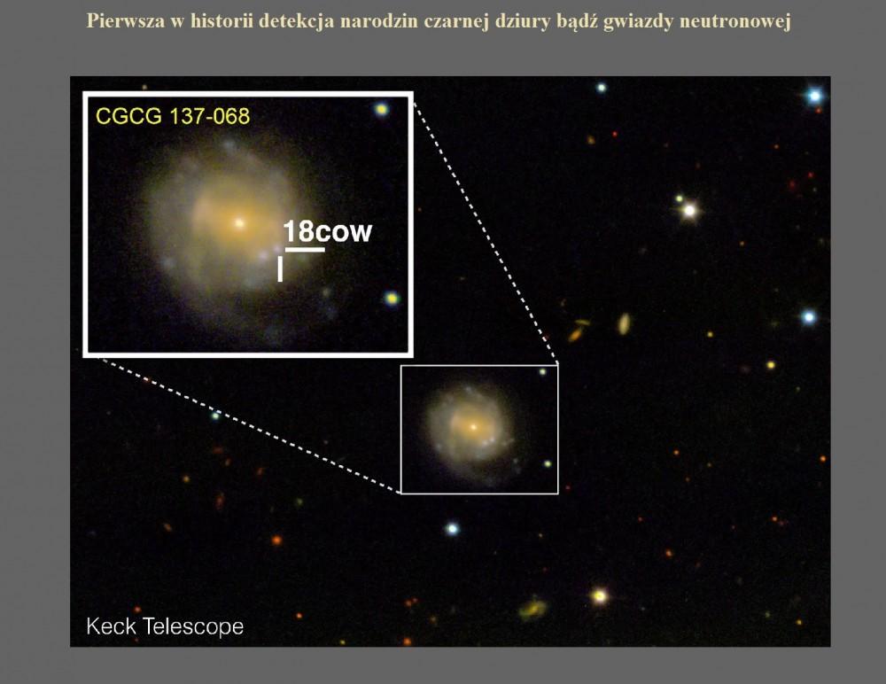 Pierwsza w historii detekcja narodzin czarnej dziury bądź gwiazdy neutronowej.jpg