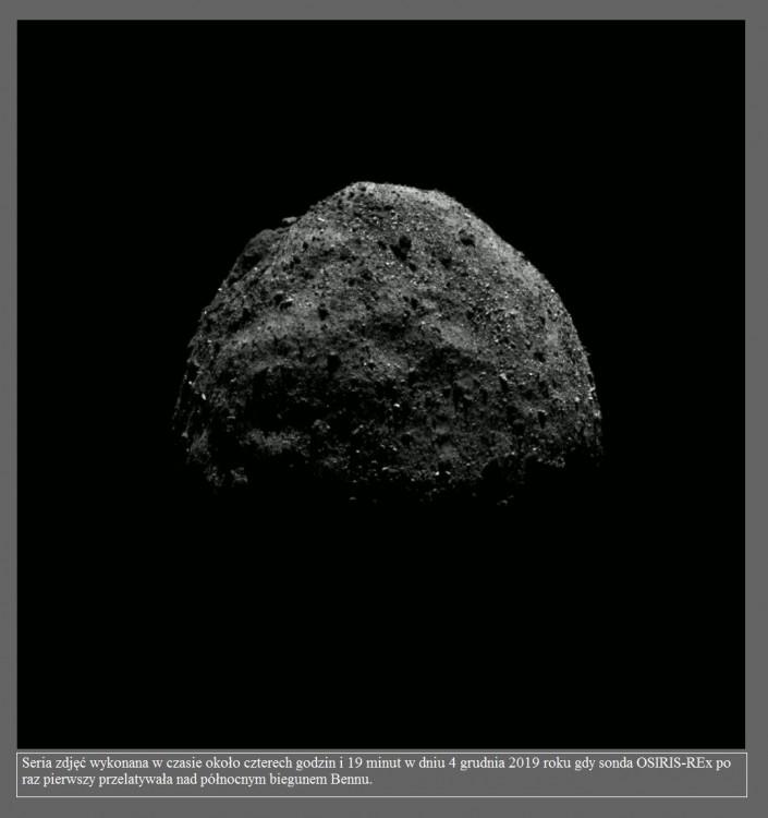 Tempo rotacji planetoidy Bennu bezustannie wzrasta2.jpg