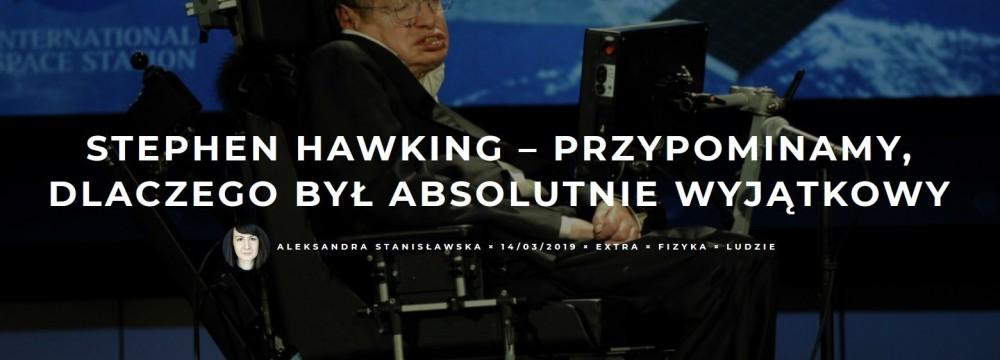 Stephen Hawking – przypominamy, dlaczego był absolutnie wyjątkowy.jpg